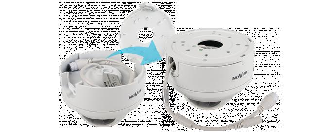 Kamera IP wandaloodporna NVIP-2V-4202