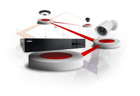 IP Recorder NVR-6204-H1   NOVUS Professional solution for